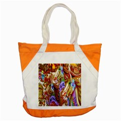 3 Carousel Ride Horses Accent Tote Bag by Nexatart