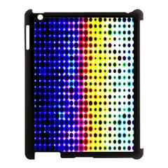 A Creative Colorful Background Apple Ipad 3/4 Case (black) by Nexatart