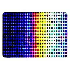 A Creative Colorful Background Samsung Galaxy Tab 8 9  P7300 Flip Case by Nexatart