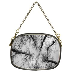 Trees Without Leaves Chain Purses (two Sides)  by Nexatart