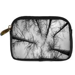 Trees Without Leaves Digital Camera Cases by Nexatart