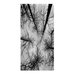 Trees Without Leaves Shower Curtain 36  X 72  (stall)  by Nexatart