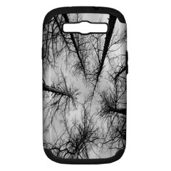 Trees Without Leaves Samsung Galaxy S Iii Hardshell Case (pc+silicone) by Nexatart