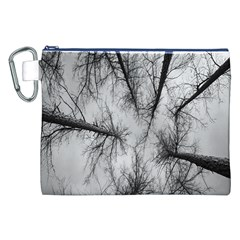 Trees Without Leaves Canvas Cosmetic Bag (xxl) by Nexatart