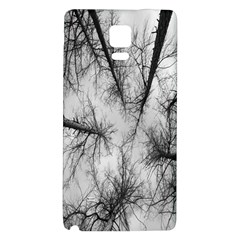 Trees Without Leaves Galaxy Note 4 Back Case by Nexatart