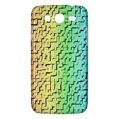 A Creative Colorful Background Samsung Galaxy Mega 5 8 I9152 Hardshell Case  by Nexatart