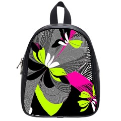 Abstract Illustration Nameless Fantasy School Bags (small)  by Nexatart