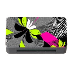 Abstract Illustration Nameless Fantasy Memory Card Reader With Cf by Nexatart