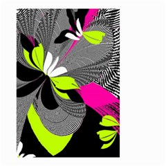 Abstract Illustration Nameless Fantasy Small Garden Flag (two Sides) by Nexatart