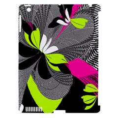 Abstract Illustration Nameless Fantasy Apple Ipad 3/4 Hardshell Case (compatible With Smart Cover) by Nexatart