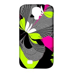 Abstract Illustration Nameless Fantasy Samsung Galaxy S4 Classic Hardshell Case (pc+silicone) by Nexatart