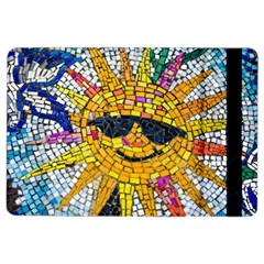 Sun From Mosaic Background Ipad Air 2 Flip by Nexatart