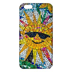 Sun From Mosaic Background Iphone 6 Plus/6s Plus Tpu Case by Nexatart