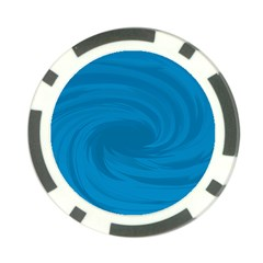 Whirlpool Hole Wave Blue Waves Sea Poker Chip Card Guard (10 Pack) by Mariart