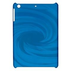 Whirlpool Hole Wave Blue Waves Sea Apple Ipad Mini Hardshell Case by Mariart