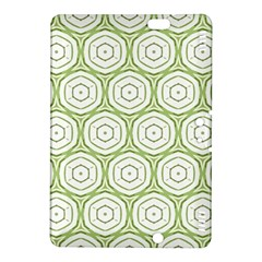 Wood Star Green Circle Kindle Fire Hdx 8 9  Hardshell Case by Mariart