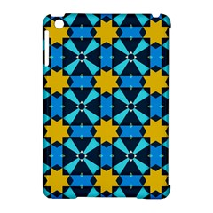 Stars Pattern      			apple Ipad Mini Hardshell Case (compatible With Smart Cover) by LalyLauraFLM