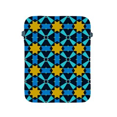 Stars Pattern      apple Ipad 2/3/4 Protective Soft Case by LalyLauraFLM
