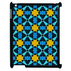 Stars pattern      			Apple iPad 2 Case (Black)