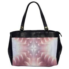 Neonite Abstract Pattern Neon Glow Background Office Handbags by Nexatart