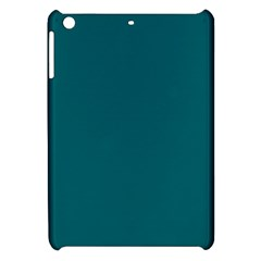 Forget Me Not Blue in an English Country Garden Apple iPad Mini Hardshell Case by PodArtist