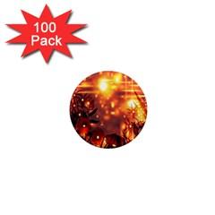 Summer Evening 1  Mini Magnets (100 Pack)  by Nexatart