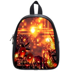 Summer Evening School Bags (small)  by Nexatart