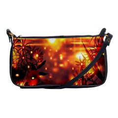 Summer Evening Shoulder Clutch Bags by Nexatart