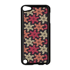 Floral Seamless Pattern Vector Apple Ipod Touch 5 Case (black) by Nexatart
