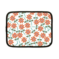 Floral Seamless Pattern Vector Netbook Case (small)  by Nexatart
