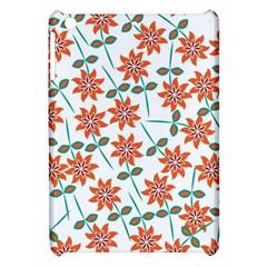 Floral Seamless Pattern Vector Apple Ipad Mini Hardshell Case by Nexatart