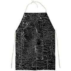 Old Black Background Full Print Aprons by Nexatart