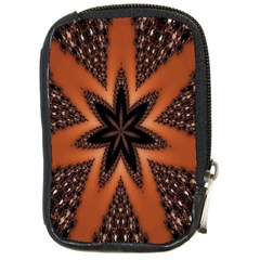 Digital Kaleidoskop Computer Graphic Compact Camera Cases by Nexatart