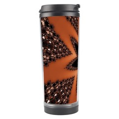 Digital Kaleidoskop Computer Graphic Travel Tumbler by Nexatart