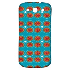 Floral Seamless Pattern Vector Samsung Galaxy S3 S Iii Classic Hardshell Back Case by Nexatart