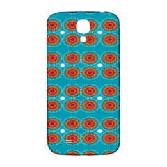 Floral Seamless Pattern Vector Samsung Galaxy S4 I9500/i9505  Hardshell Back Case by Nexatart