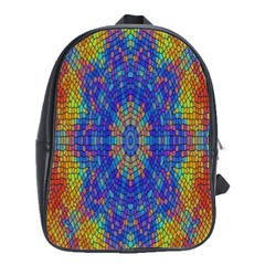 A Creative Colorful Backgroun School Bags(large)  by Nexatart