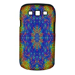 A Creative Colorful Backgroun Samsung Galaxy S Iii Classic Hardshell Case (pc+silicone) by Nexatart