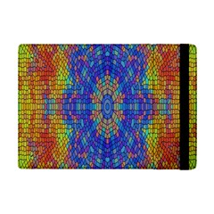 A Creative Colorful Backgroun Ipad Mini 2 Flip Cases by Nexatart