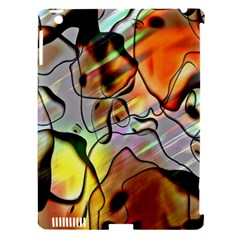Abstract Pattern Texture Apple Ipad 3/4 Hardshell Case (compatible With Smart Cover) by Nexatart