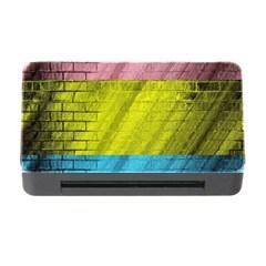 Brickwall Memory Card Reader With Cf by Nexatart