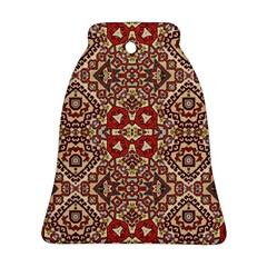 Seamless Pattern Based On Turkish Carpet Pattern Ornament (bell) by Nexatart