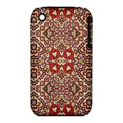Seamless Pattern Based On Turkish Carpet Pattern Iphone 3s/3gs by Nexatart