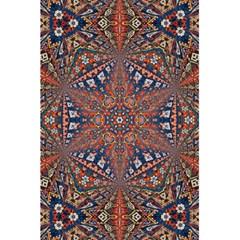 Armenian Carpet In Kaleidoscope 5 5  X 8 5  Notebooks by Nexatart