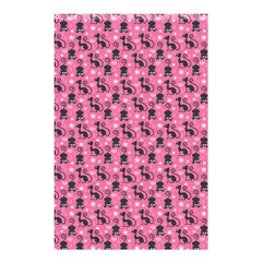 Cute Cats I Shower Curtain 48  X 72  (small)  by tarastyle