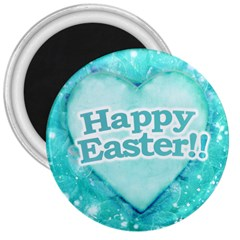Happy Easter Theme Graphic 3  Magnets by dflcprints