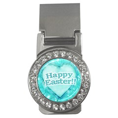 Happy Easter Theme Graphic Money Clips (cz)  by dflcprints