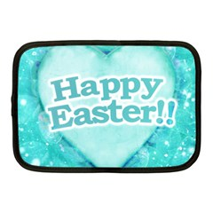 Happy Easter Theme Graphic Netbook Case (medium)  by dflcprints