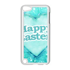 Happy Easter Theme Graphic Apple Ipod Touch 5 Case (white) by dflcprints