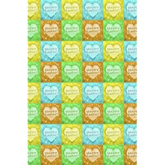 Colorful Happy Easter Theme Pattern 5 5  X 8 5  Notebooks by dflcprints